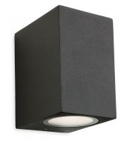 Firstlight Capital Single LED Wall Light (Graphite) SALE ITEM