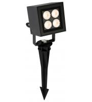 Firstlight LED Spike/Wall Light (Graphite)
