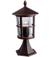 Firstlight Stratford Pillar Lantern (Bronze)