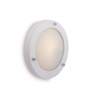 Firstlight Rondo Wall Flush Fitting (White)