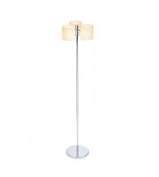 Firstlight Alto Floor Lamp (Chrome)