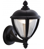 Firstlight Unite Outdoor LED Lantern Uplight (Black)