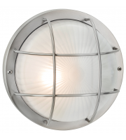 Firstlight Court Wall Light (Stainless Steel)