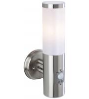 Firstlight Plaza Wall Light PIR (Stainless Steel)