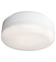 Firstlight Mini Hydro LED Flush Fitting (White)