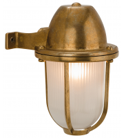 Firstlight Nautic Wall Light (Brass)