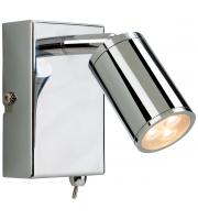 Firstlight Orion LED Wall Light (Chrome)