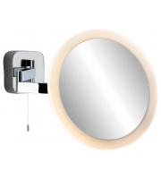 Firstlight LED Bathroom Vanity Mirror (Chrome)