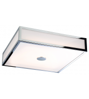 Firstlight Aruba LED Flush Ceiling Light (Chrome)