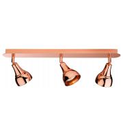 Firstlight Country 3 Light Spotlight Bar (Copper)
