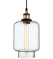 Firstlight Empire Pendant Light (Antique Brass)