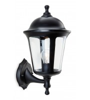 Firstlight Boston IP44 Outdoor Lantern (Black)