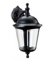 Firstlight Boston IP44 Outdoor Wall Light (Black)