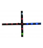 Firstlight Cross LED Strip Light (Green)