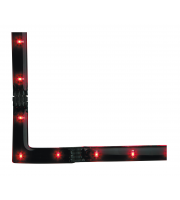 Firstlight 90 Degree L Connector LED Strip Light (Blue)