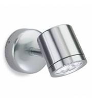 Firstlight 3 Light LED Wall Light (Aluminium)