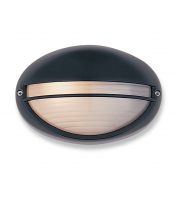 Firstlight Streamline Wall Light (Black)