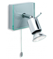 Firstlight Aqua Single Spotlight (Aluminium)