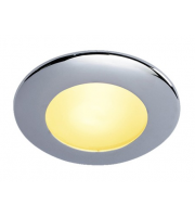 Firstlight Sonar IP64 Bathroom Downlight (Chrome)