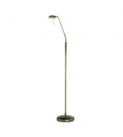 Firstlight Cassio Floor Lamp (Antique Brass)