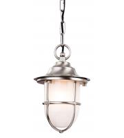 Firstlight Nautic Outdoor Porch Light (Nickel)