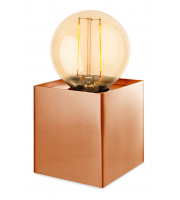 Firstlight Richmond Table Lamp (Brushed Copper)