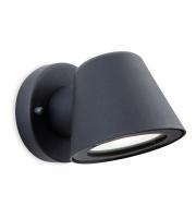 Firstlight Elan IP44 LED Wall Light (Black)