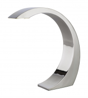 Firstlight Arch Touch LED Table Lamp (Chrome)
