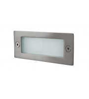 Firstlight LED Wall/Step Light (Stainless Steel)