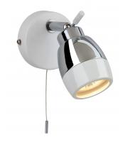 Firstlight Marine Single Bathroom Spotlight (White)