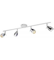 Firstlight Marine 4 Light Bathroom Bar Spotlight (White)