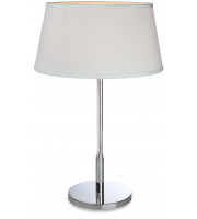 Firstlight Transition Table Lamp (Polished Stainless)