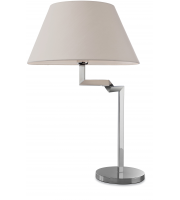 Firstlight Swing Table Lamp (Polished Stainless)
