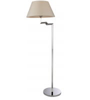 Firstlight Swing Floor Lamp (Polished Stainless)