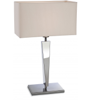 Firstlight Mansion Table Lamp (Polished Stainless)