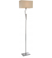 Firstlight Mansion Floor Lamp (Polished Stainless)