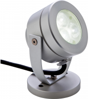 Firstlight Waterproof LED Wall/Spike Spotlight (Aluminium)