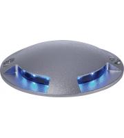 Firstlight 4 Way LED Walkover Light (Aluminium)