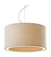 Firstlight Clio Ceiling Pendant (Cream)