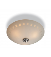 Firstlight Daisy Semi Flush Fitting (Opal)