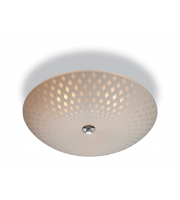 Firstlight Celine Semi Flush Fitting (Opal)