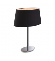 Firstlight Princess Table Lamp (Black)