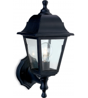 Firstlight Oslo Up/Down Lantern (Black Resin)