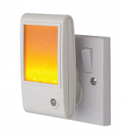 Firstlight LED Sparkle Night Light (White)