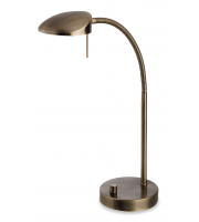 Firstlight Paris Table Lamp (Antique Brass)