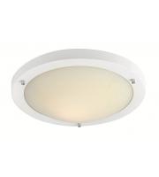 Firstlight Rondo Flush LED Ceiling Light (White)