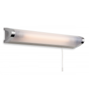 Firstlight Amari 8W IP44 Bathroom Wall Light (Chrome)