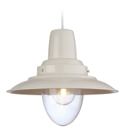 Firstlight Fisherman Pendant Light (Cream)