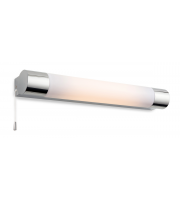 Firstlight Aspen 8W Switched Wall Light (Chrome)