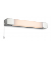 Firstlight Arora 8W Switched Wall Light (Chrome)